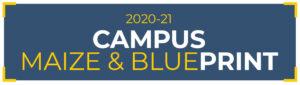 Campus Maize and Blueprint logo